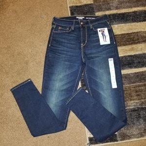 Denizen Levi's high rise skinny jeans